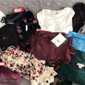Tops - Women's shirts size XS and S.